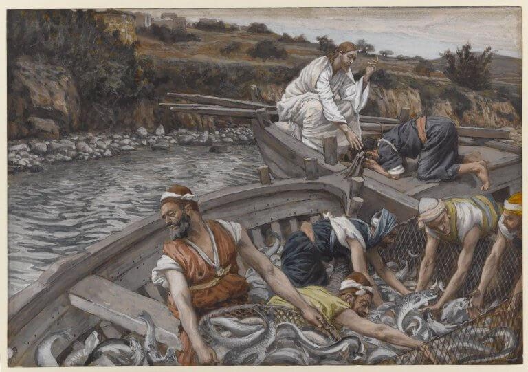 奇跡的な大漁
